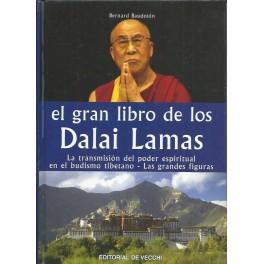 El gran libro de los Dalai Lamas