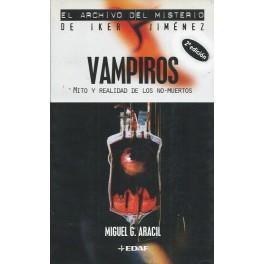 Vampiros: Mito y realidad de los No-muertos