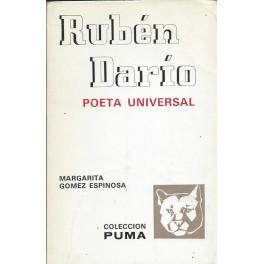 Rubén Darío: Poeta Universal