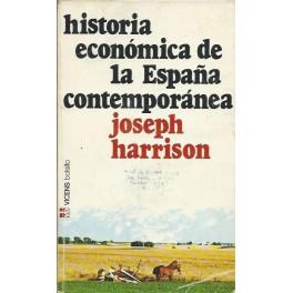 Historia económica de la España contemporánea