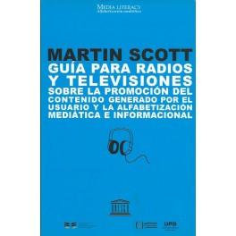 Guía para radios y televisiones sobre la promoción del contenido generado por el usuario y la alfabetización mediática